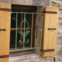 Grille fenêtre (2)