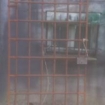 Porte grille